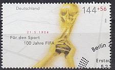 Buy GERMANY BUND [2004] MiNr 2386 ( O/used ) Fußball