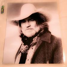 Buy Rare WILLIE NELSON Music Superstar 8 x 10 Promo Photo Print