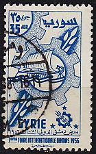 Buy SYRIEN SYRIA [1956] MiNr 0698 ( O/used )