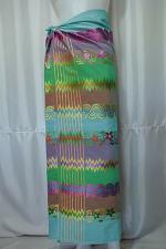 Buy Thai Myanmar burma Synthetic Silk Fabric for Clothing Dress Skirt Sarong Longyi