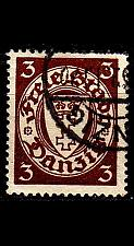 Buy GERMANY REICH Danzig [1927] MiNr 0216 y ( OO/used )