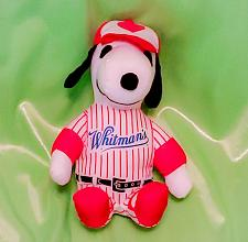 "Buy OFFICIALLY LICENSED SNOOPY PEANUTS WHITMAN'S CHOCOLATE 7"" VALENTINES PLUSH NICE"
