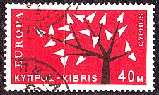 Buy ZYPERN CYPRUS [1963] MiNr 0216 ( O/used ) CEPT