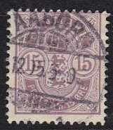 Buy DÄNEMARK DANMARK [1901] MiNr 0038 ( O/used )