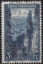 Buy LUXEMBURG LUXEMBOURG [1923] MiNr 0147 B ( O/used )
