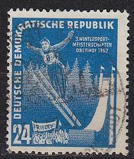 Buy GERMANY DDR [1952] MiNr 0299 ( OO/used )