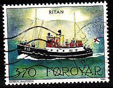 Buy DÄNEMARK DANMARK [Färöer] MiNr 0228 ( O/used ) Schiffe