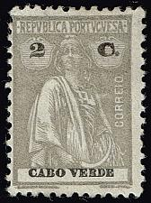 Buy Cape Verde #178 Ceres; Unused (2Stars) |CPV0178-06XRS