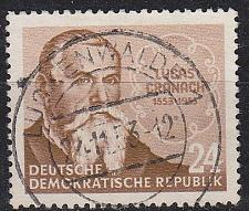 Buy GERMANY DDR [1953] MiNr 0384 ( OO/used )