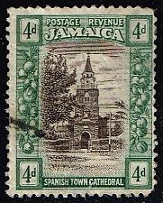 Buy Jamaica #94 Cathedral in Spanish Town; Used (0.35) (0Stars) |JAM0094-02