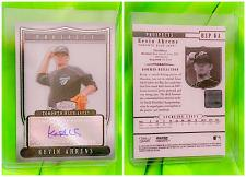 Buy MLB KEVIN AHRENS TORONTO BLUE JAYS 2012 BOWMAN STERLING ROOKIE AUTOGRAPH MINT