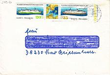 Buy GERMANY DDR [1979] MiNr 2429-30 Zdr ( Brief ) [03] Schiffe