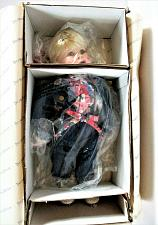Buy MISS PRISS by Inga Manders The Hamilton Collection porcelain doll NEW IN BOX