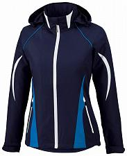 Buy North End Sport Women New Casual Long Sleeve Polyester Basic Jacket.Night