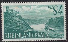 Buy GERMANY Alliiert Franz. Zone [RheinlPfalz] MiNr 0014 yw ( **/mnh )