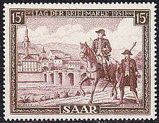 Buy GERMANY Saar [1951] MiNr 0305 ( */mh )