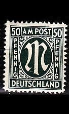 Buy GERMANY Alliiert AmBri [1945] MiNr 0032 b A ( **/mnh )