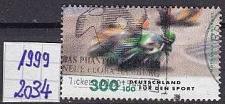 Buy GERMANY BUND [1999] MiNr 2034 ( O/used ) [01] Sport