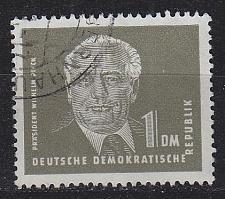 Buy GERMANY DDR [1950] MiNr 0253 ( OO/used ) [03]
