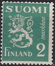 Buy FINLAND SOUMI [1945] MiNr 0296 ( **/mnh )