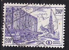 Buy BELGIEN BELGIUM [Eisenbahn] MiNr 0319 ( O/used )