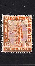 Buy SAN MARINO [1899] MiNr 0033 ( */mh )