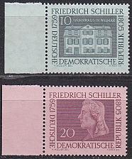 Buy GERMANY DDR [1959] MiNr 0733-34 ( **/mnh )