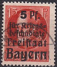 Buy GERMANY Bayern Bavaria [1919] MiNr 0172 ( O/used )