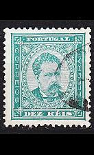 Buy PORTUGAL [1882] MiNr 0055 xB ( O/used )