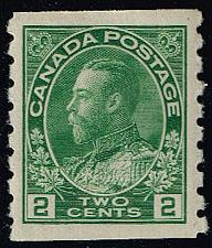 Buy Canada #128 King George V; Unused (4Stars) |CAN0128-01XRP