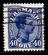 Buy DÄNEMARK DANMARK [1921] MiNr 0124 ( O/used )