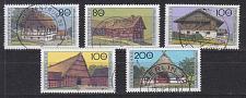 Buy GERMANY BUND [1995] MiNr 1819-23 ( O/used ) Bauwerke