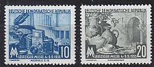 Buy GERMANY DDR [1955] MiNr 0479-80 ( **/mnh )