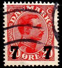 Buy DÄNEMARK DANMARK [1927] MiNr 0174 ( O/used )