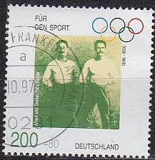 Buy GERMANY BUND [1996] MiNr 1864 ( O/used ) Olympiade