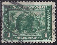 Buy USA [1912] MiNr 0203 A ( O/used )
