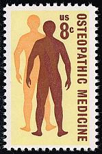 Buy US #1469 Osteopathic Medicine; MNH (0.25) (4Stars) |USA1469-03