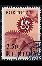 Buy PORTUGAL [1967] MiNr 1027 ( O/used ) CEPT