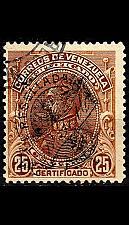 Buy VENEZUELA [1900] MiNr 0067 ( O/used )
