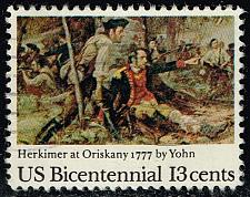 Buy US #1722 Battle of Oriskany; Used (0.25) (5Stars) |USA1722-09
