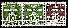 Buy DÄNEMARK DANMARK [ZusDr] W 21 ( O/used )