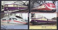 Buy GERMANY BUND [2006] MiNr 2560-63 ( O/used ) Eisenbahn