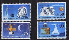Buy GERMANY DDR [1986] MiNr 3005-08 ( OO/used ) Weltraum