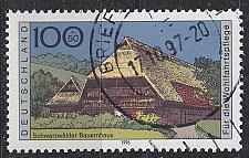 Buy GERMANY BUND [1996] MiNr 1885 ( O/used ) Bauwerke
