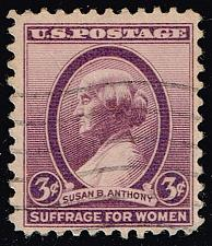 Buy US #784 Susan B. Anthony; Used (0.25) (3Stars) |USA0784-16XRS
