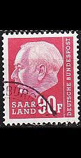 Buy GERMANY Saar [1957] MiNr 0425 ( O/used )