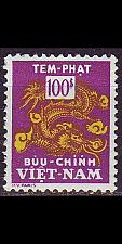 Buy VIETNAM SÜD SOUTH [Porto] MiNr 0014 ( **/mnh )