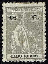 Buy Cape Verde #182 Ceres; Unused (3Stars) |CPV0182-03XRS