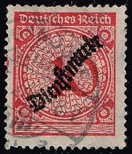 Buy Germany #O49 Official - Numeral; Used (3Stars) |DEUO049-02XRS