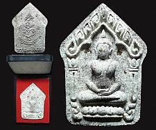 Buy PHRA KHUN PAEN LP TIM STYLE No.336 Love Luck Money Thai Buddha Amulet Thailand